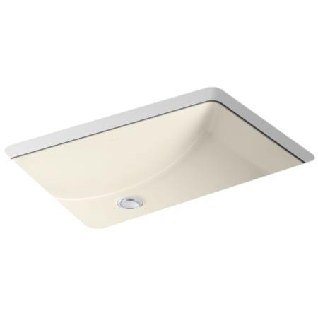 Kohler K 2215 47 Almond Ladena 23 1 4 Undermount Bathroom Sink With Overflow