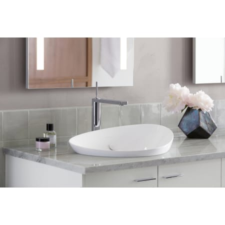 Kohler K 73053 4 Cp Polished Chrome Composed 1 2 Gpm Tall