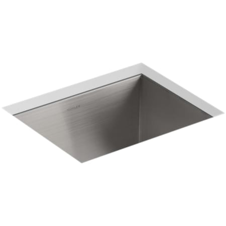 A Large Image Of The Kohler K 3840 3 Stainless Steel