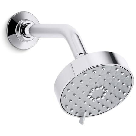 Kohler K 72419 Cp Polished Chrome Awaken 2 Gpm Multi Function Shower