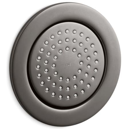Kohler K-8014-SN WaterTile Round 54-Nozzle Body Spray Vibrant Polished Nickel