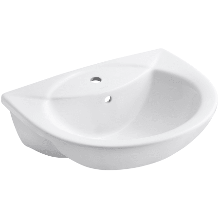 A Large Image Of The Kohler K 11160 1 White