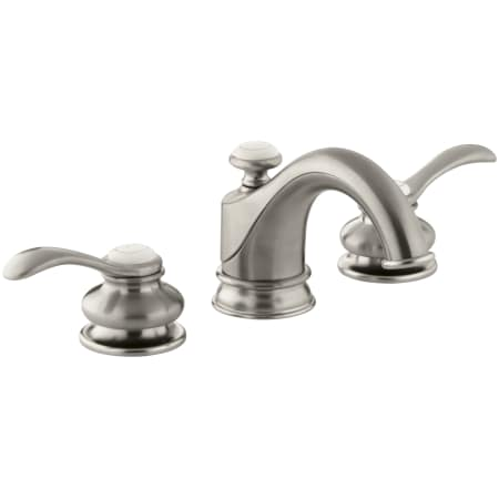 Kohler K Bathroom Faucet Buildcom - Kohler fairfax single hole bathroom faucet
