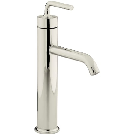 Kohler K 14404 4a Sn Polished Nickel Purist Single Hole Bathroom