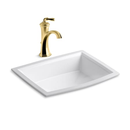 Kohler K 193 4 K 2355 Pb Vibrant Polished Brass Archer 17