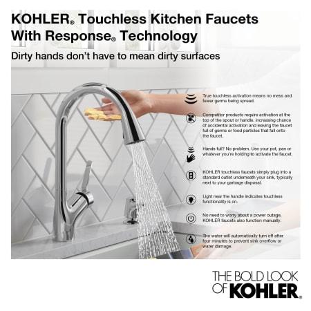Kohler K 22036 Vs Vibrant Stainless Simplice 1 5 Gpm