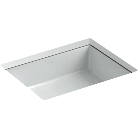 Kohler K 2882 95 Ice Grey Verticyl 19 13 16 Quot Rectangular Undermount Bathroom Sink With Vertical