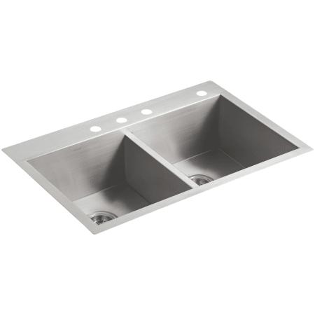 Kohler K-3820-4 Kitchen Sink - Build.com