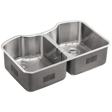 Kohler K 3843 Na Stainless Steel Octave 32 Quot Double Basin