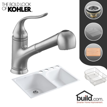 Kohler K 5931 4U/K 15160