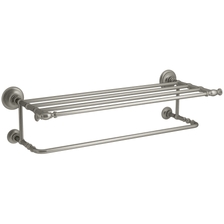 Kohler K 72575 Bn Vibrant Brushed Nickel Artifacts 24 Towel Rack