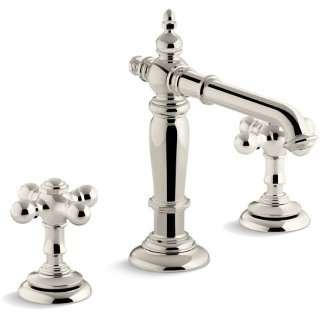 Kohler K 72760 3 Sn Vibrant Polished Nickel Artifacts Widespread