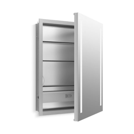 Kohler K 99007 Tlc Na N A Verdera 24 Quot X 30 Quot Lighted Single Door Medicine Cabinet With Two