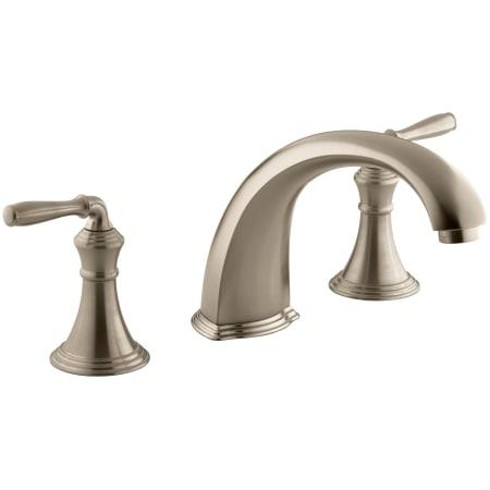 Kohler K-T398-4 Roman Tub Faucet - Build.com