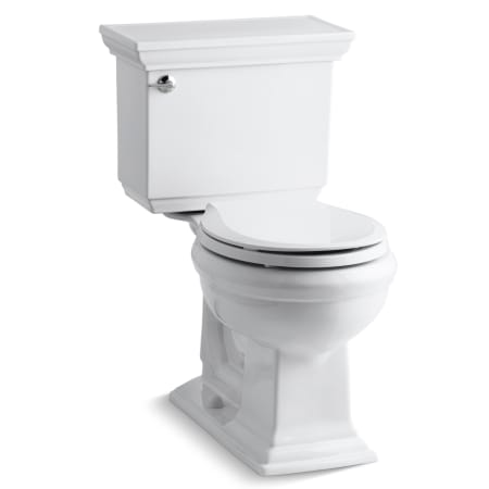 Kohler K 3933 0 White Memoirs Stately 1 28 Gpf Two Piece