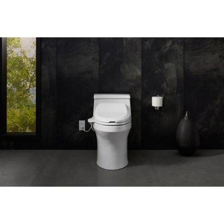 Kohler K 4737 96 Biscuit C3 125 Elongated Bowl Toilet Seat