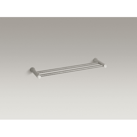 Kohler K 5668 Bn Vibrant Brushed Nickel Toobi Double Towel Bar 24