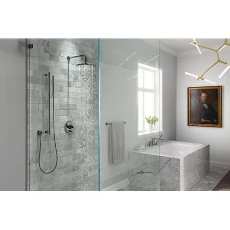 Kohler K 73078 4 Tt Vibrant Titanium Composed 8 0 Gpm