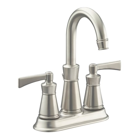 Kohler K 11075 4 Cp Polished Chrome Archer Centerset