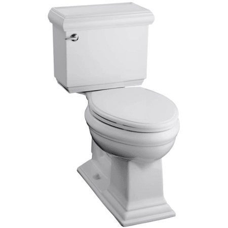 kohler k 3816 u 95 ice grey memoirs gpf two piece elongated toilet with classic design and. Black Bedroom Furniture Sets. Home Design Ideas