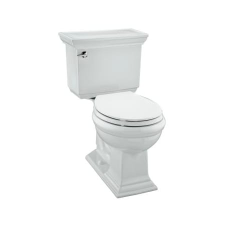 Kohler K 3933 U 0 White Memoirs 1 28 Gpf Two Piece Round