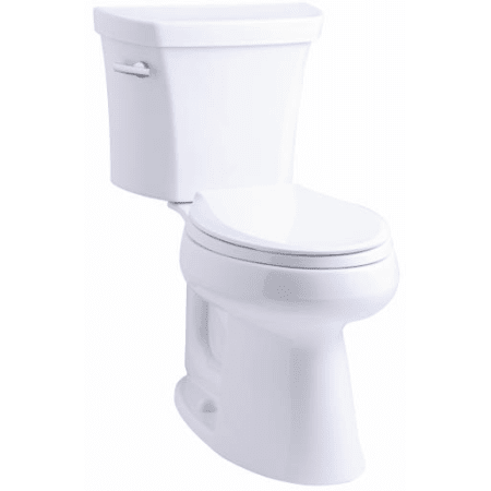 Kohler K 3979 Ra 0 White 1 6 Gpf Comfort Height Elongated
