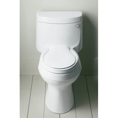 Amazing Kohler K 4732 K4 Cashmere Transitions Elongated Closed Front Onthecornerstone Fun Painted Chair Ideas Images Onthecornerstoneorg