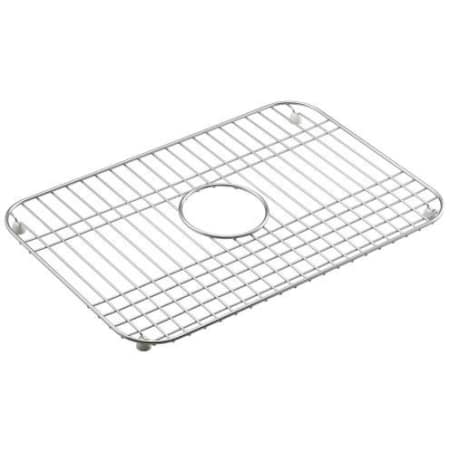 kohler k 6003 st stainless steel single bowl stainless steel sink rack for mayfield series sinks. Black Bedroom Furniture Sets. Home Design Ideas