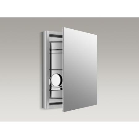 Kohler K 99007 Scf Na N A Verdera 30 Quot X 24 Quot Reversible Mirrored Medicine Cabinet With Plain