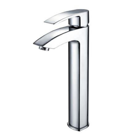 Kraus FVS-1810CH. Visio Single Hole Vessel Bathroom Faucet
