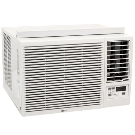 Lg 18 000 btu heat cool window air conditioner 1 000 sq for 18000 btu window air