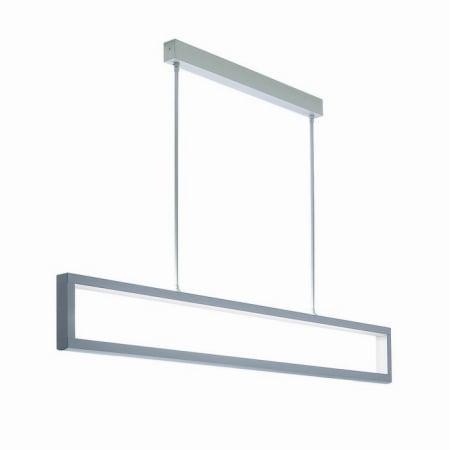 Lightolier 48228ALU Aluminum Indoor Lighting Fluorescents Flush ...