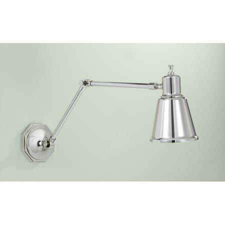 Martha stewart by murray feiss wb1360pn polished nickel single light martha stewart by murray feiss wb1360 aloadofball Images