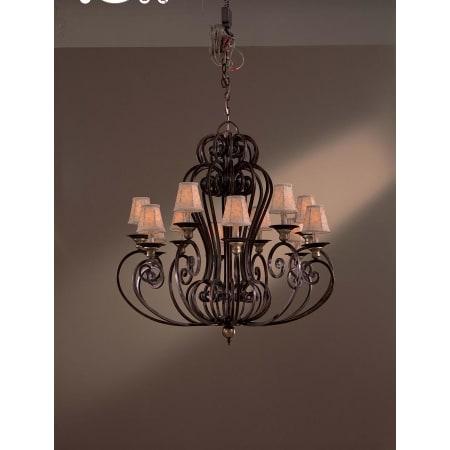 Metropolitan chandeliers indoor lighting n6219 metropolitan n6219 aloadofball Gallery