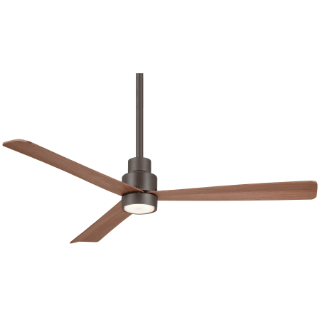 Minkaaire F787 Orb Oil Rubbed Bronze 3 Blade 52 Quot Simple