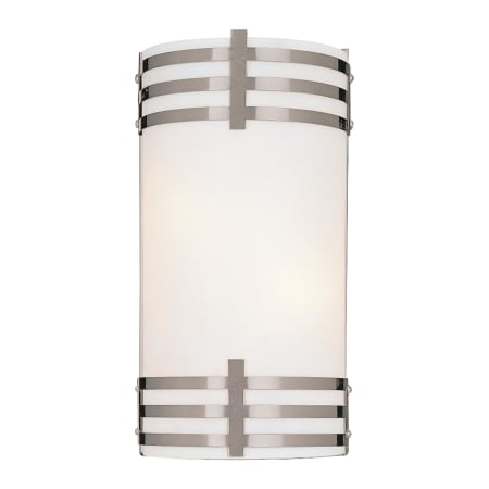 white lighting image finish sconce studio inch wide glass and lavery in etched smoked minka magnifying cfm wall iron item parsons clear shown capitol