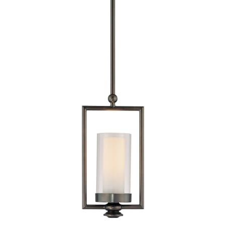 Minka Lavery 4361 281 Harvard Ct Bronze 1 Light Indoor