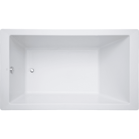 Mirabelle Mirsks6036wh White Sitka 60 Quot X 36 Quot Acrylic