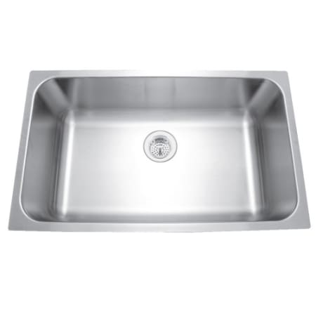 Mirabelle Miruc309 Stainless Steel 30 Quot Single Basin