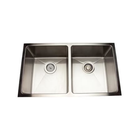 Mirabelle Miruc3118e Stainless Steel 31 Quot Double Basin