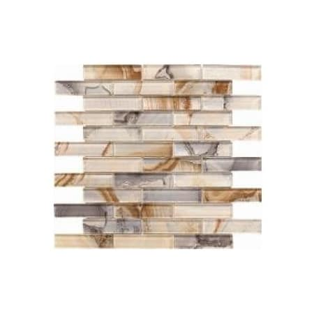 Miseno Mt Ag0314randms1p Galatea Gypsy Glass Mosaic 1 Quot X