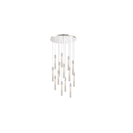 Modern Forms Pd 35621 Pn Polished Nickel Magic 21 Light 26