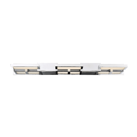Modern Forms Ws 23730 Ch Chrome Pixel 3 Light 30 Quot Wide