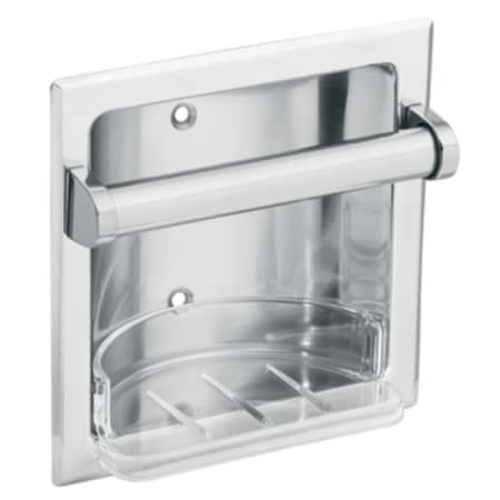 A Large Image Of The Moen 2565 Chrome