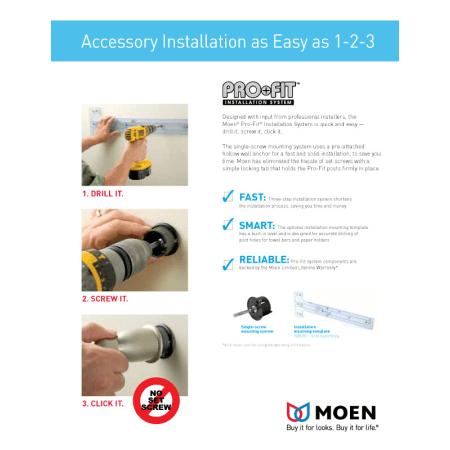 Toilet Paper Holder Details about  /Moen Eva YB2808C