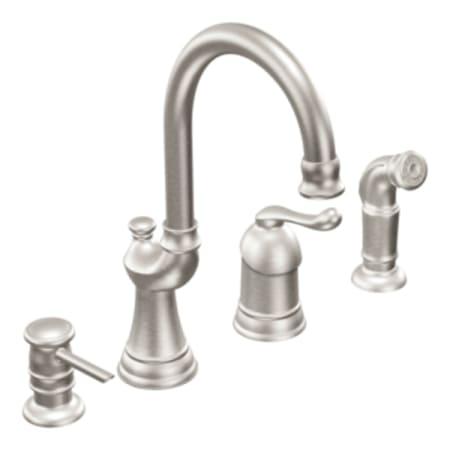 Moen Kitchen Faucet Corrosion