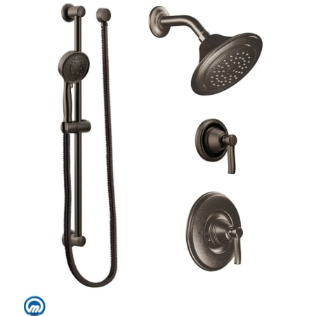 Moen 2025. Click To Zoom. Oil Rubbed Bronze