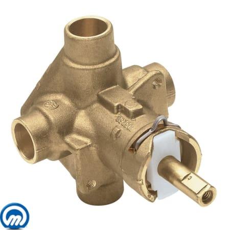 Moen 2520 N/A 1/2 Inch Sweat (Copper-to-Copper) Posi-Temp Pressure ...