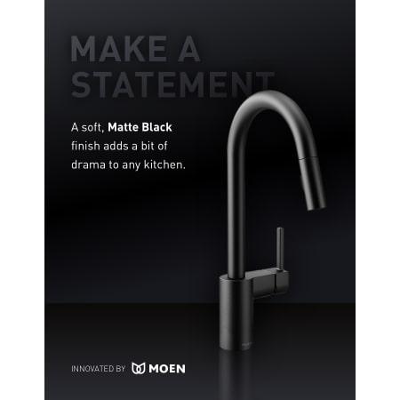 Moen 7294c Chrome Single Handle Pullout Spray Kitchen