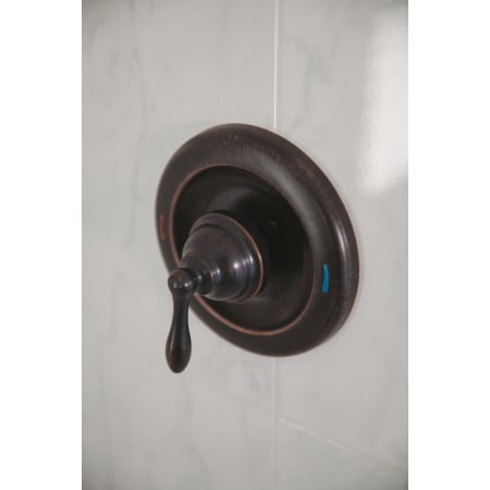 Moen 82495epbrb Mediterranean Bronze Single Handle Posi